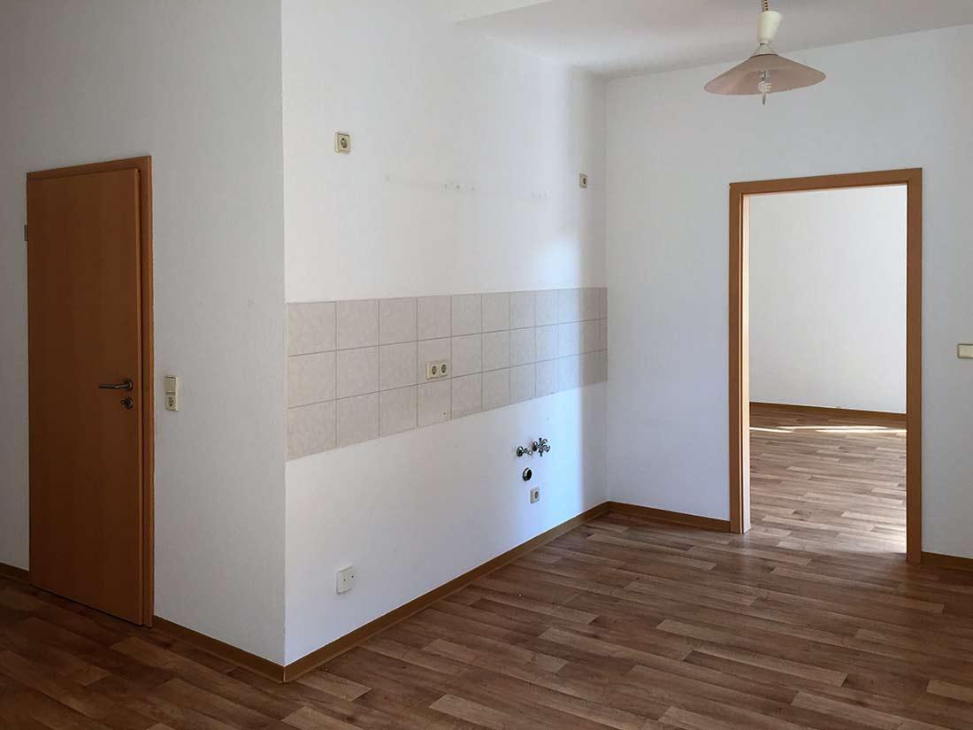 Anschlussmöglichkeiten Einbauküche