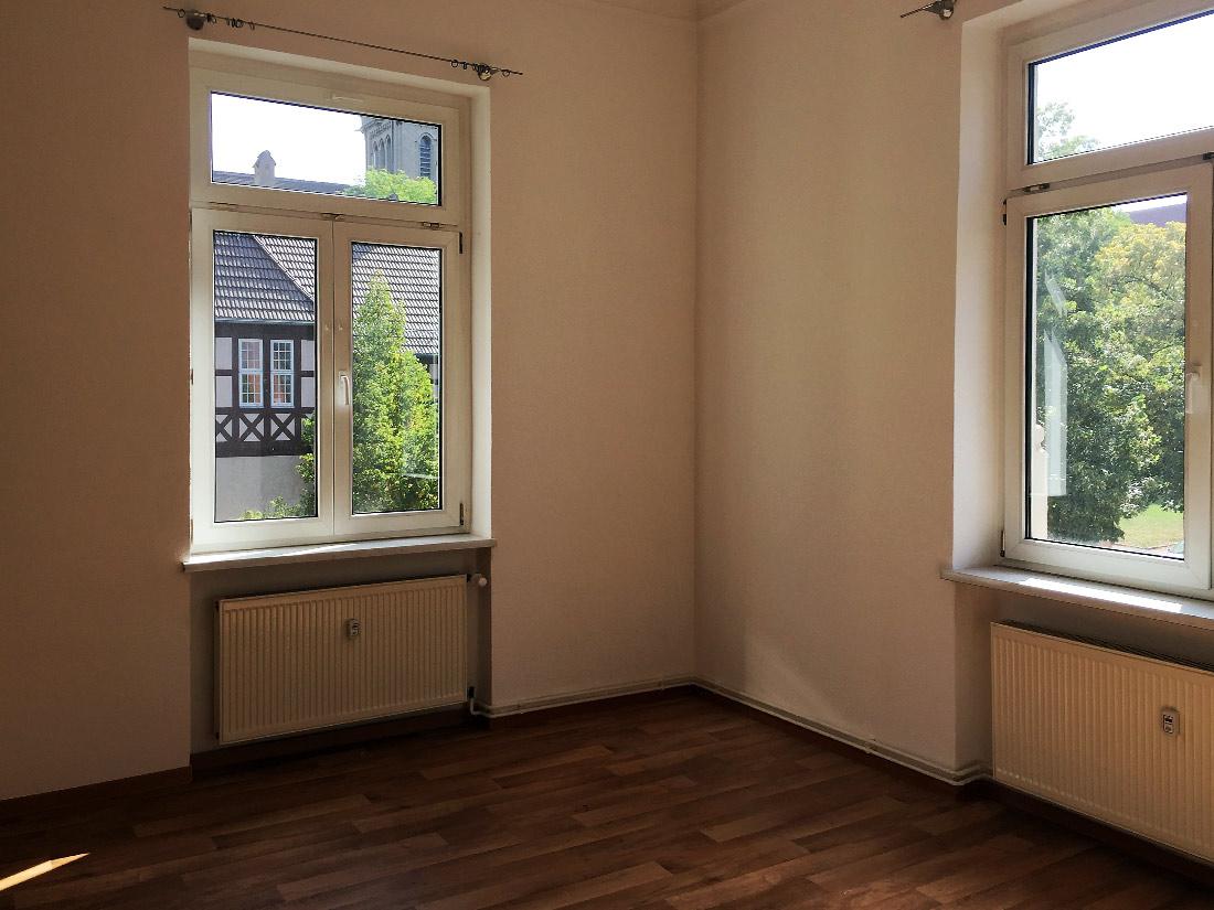 Wohnung - Aussicht ins Grüne